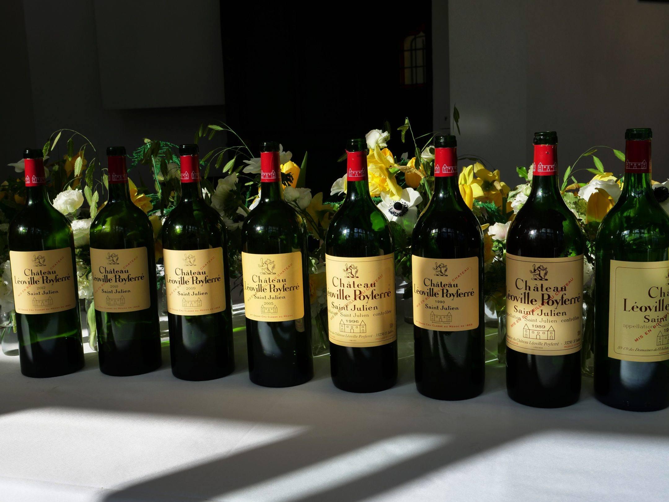 1920 – 2020 : Centennial anniversary of the Cuvelier Family - Léoville Poyferré