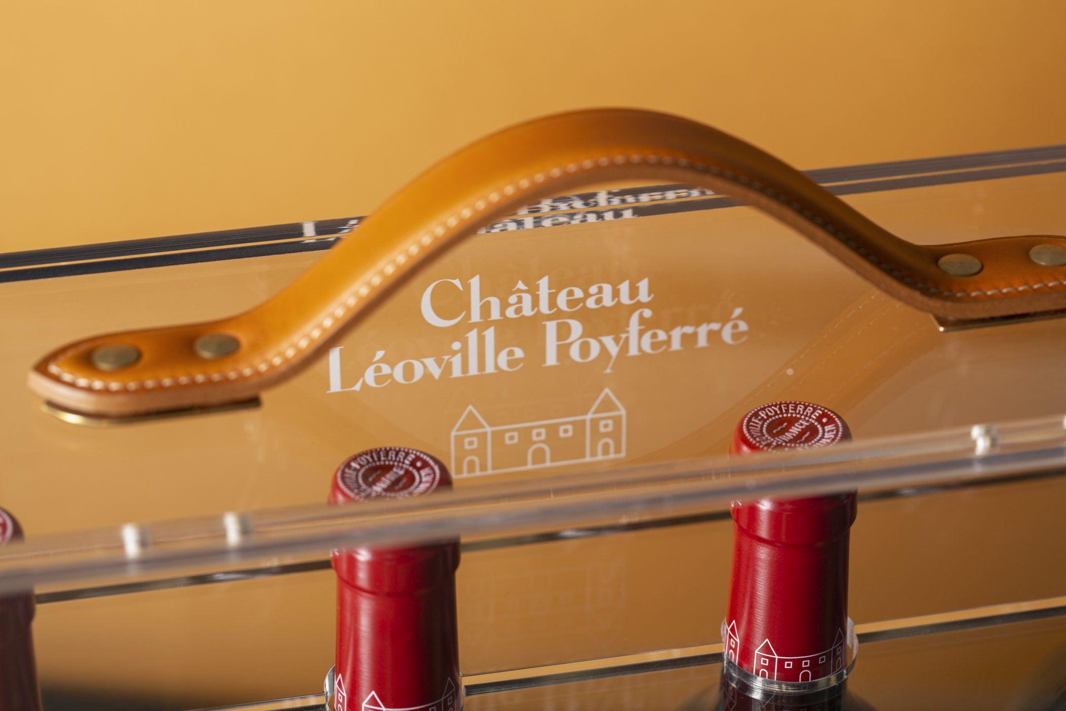 """百个""""Signature""""限量礼盒以贺百年 - Léoville Poyferré"""
