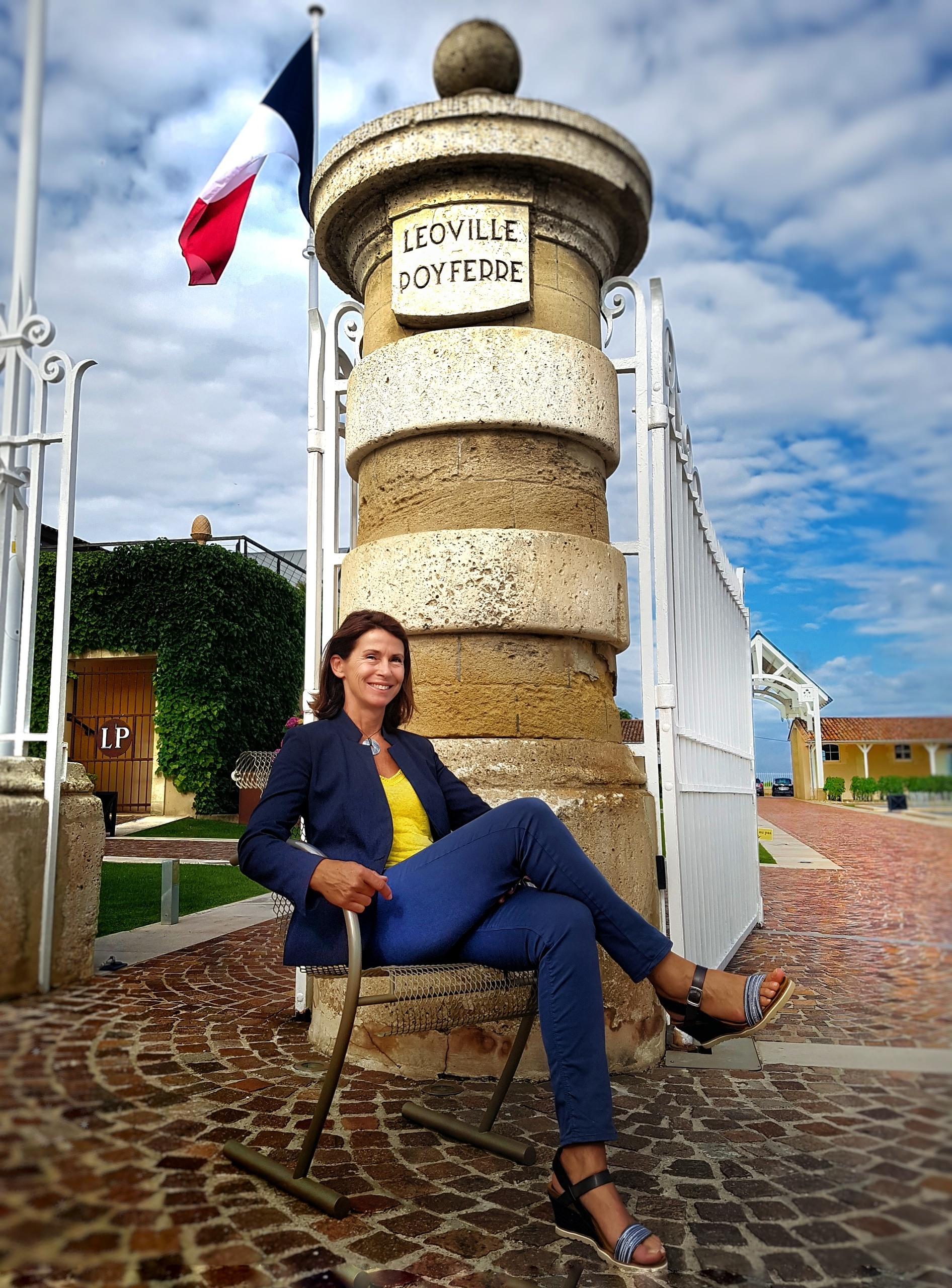 Château Léoville Poyferré - Sara Lecompte Cuvelier