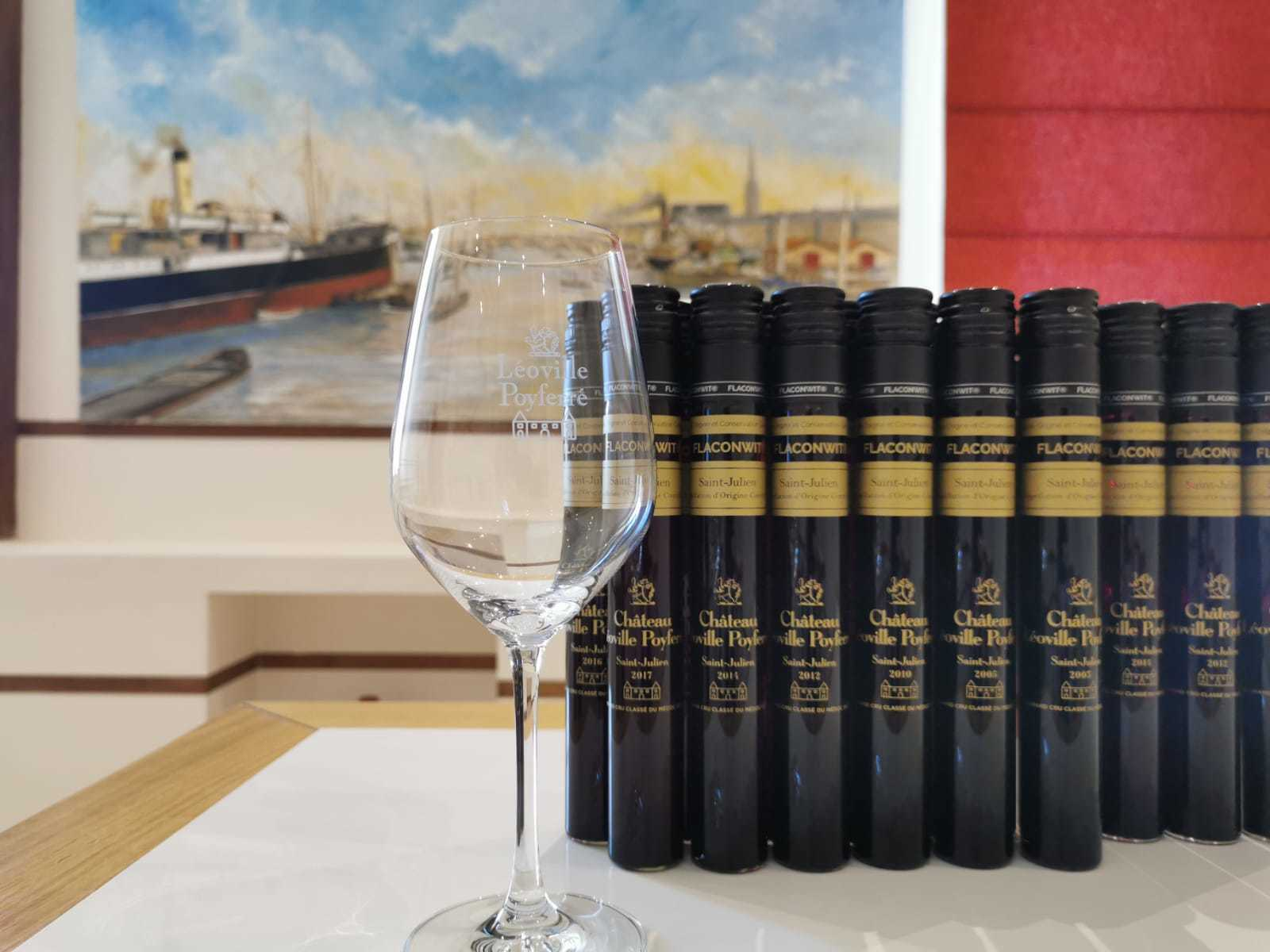 It's your turn to be the wine critic ! - Léoville Poyferré