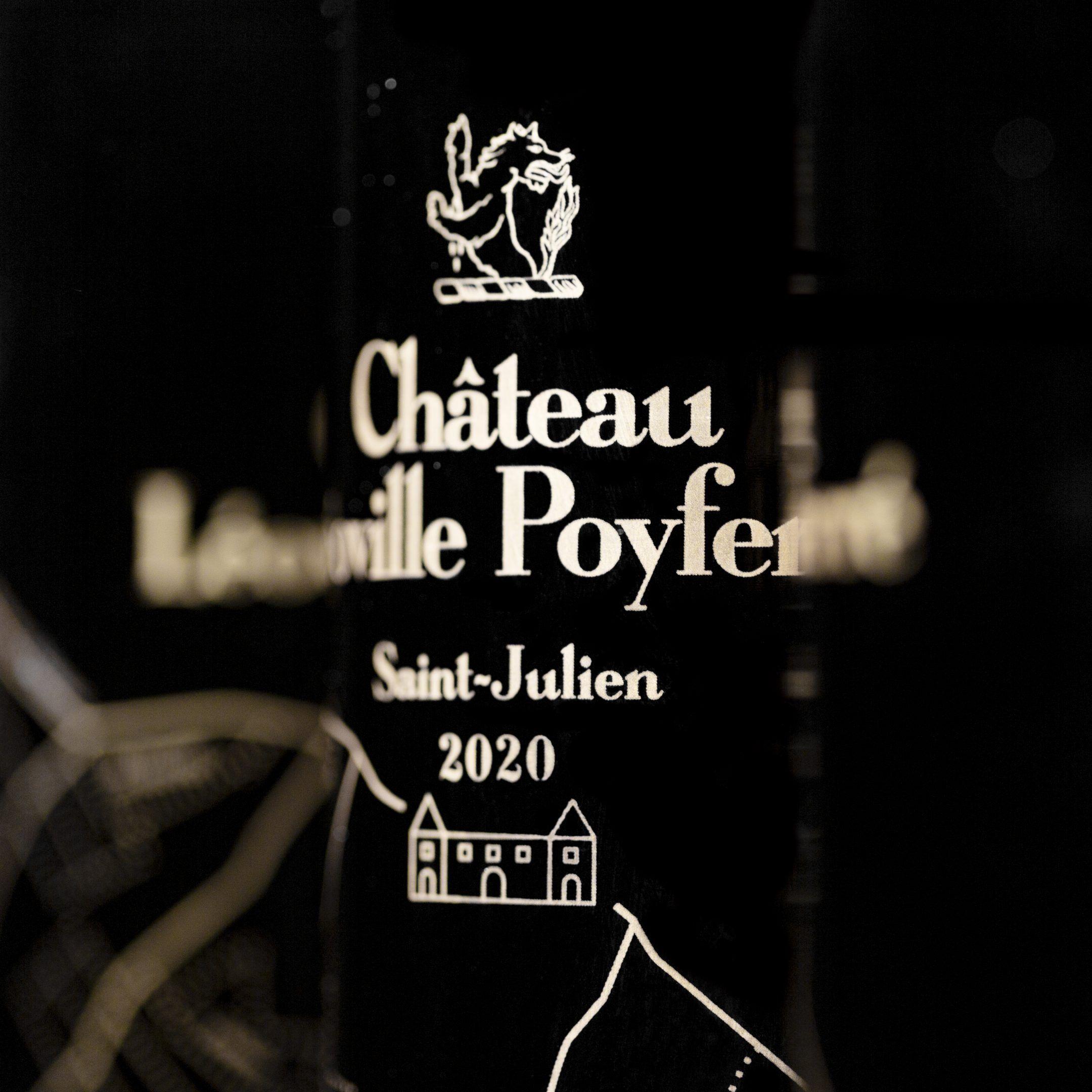 Chateau Léoville Poyferré 2020: a century for the Cuveliers - Léoville Poyferré
